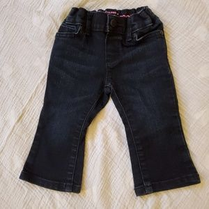🌹Childrens place bootcut jeans 6-9 months